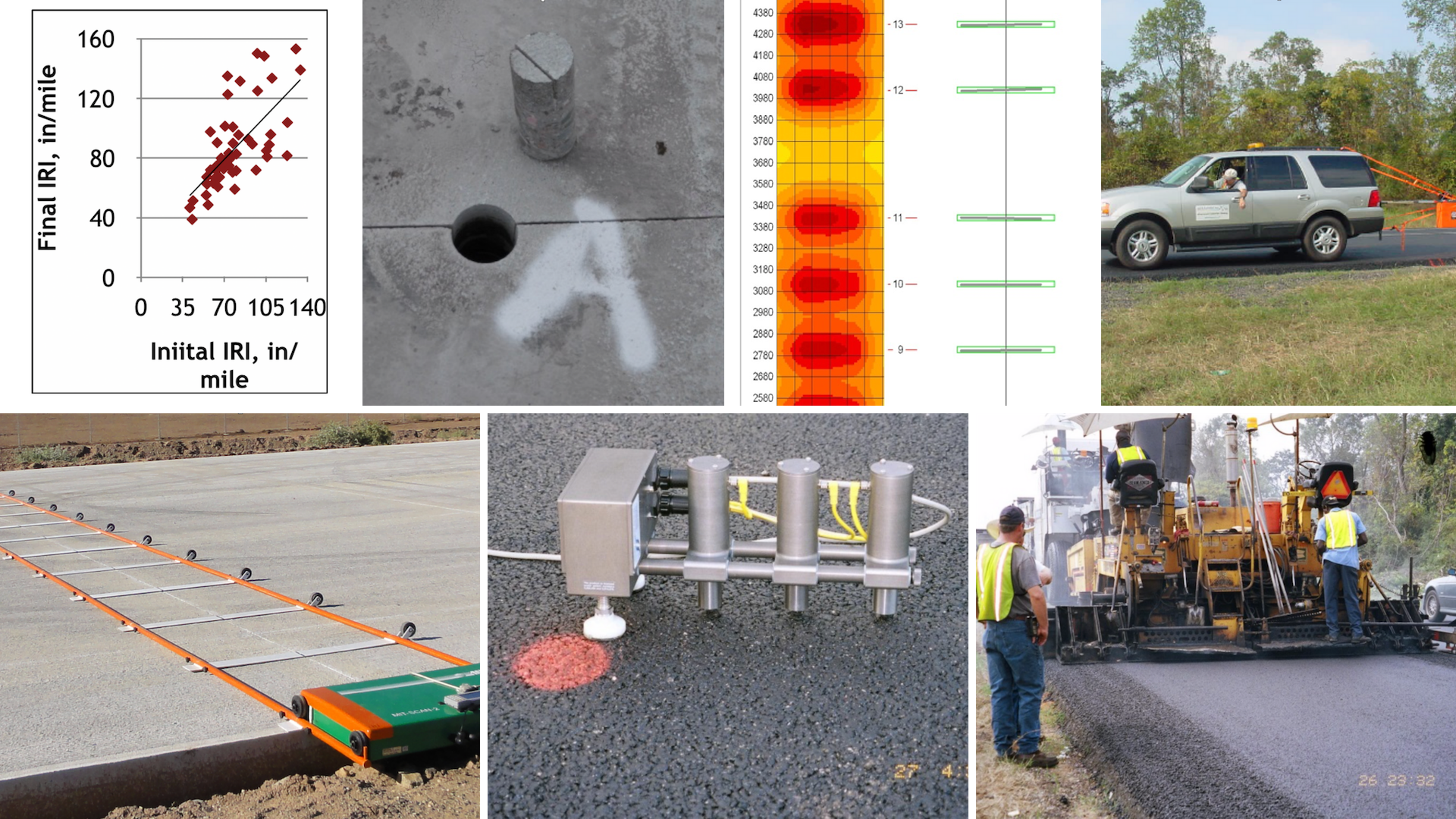 Quality Assurance Research – Utilizing Construction Data for Pavement Management